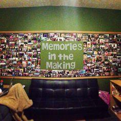 College dorm decorating! :)