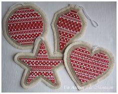 Noël en Rouge et Blanc... et à points comptés !