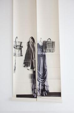 Deborah Bowness-Wallpaper Frocks