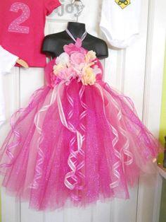 Disney Sleping Beauty Princess Tutu Dress costume. via Etsy