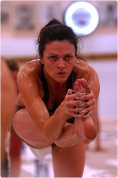 It's my goal to be able to do this in yoga one day very soon :)