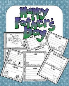 Super cute and FREE father's day book or it was free when this post was first written...doesn't seem to go to the correct link now, but maybe it will be fixed soon?!