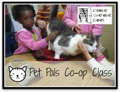 Pet Pals Homeschool Co-op Class