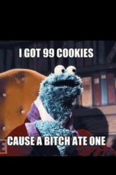 It's hard out there for a cookie pimp.