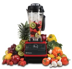 The Vitamix Blender   21 Little Lifestyle Changes That Will Help You Get Healthier