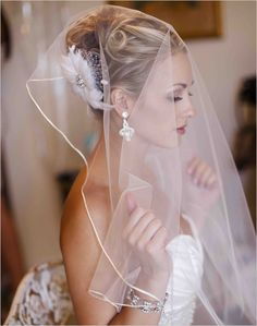 she's beautiful #amazing #wedding #dresses #speechless #gown #embroderies #tulle #lace #bride