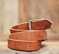 Orangey belt i like