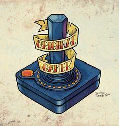 galleries, game fame, origin gamer, tattoos, art, graphics, flats, game museum, derby