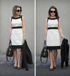 Elegant work outfit -- #work #outfit #workoutfit.