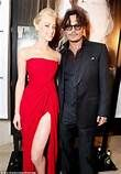 "Johnny Depp and Amber Heard struck a friendship that last beyond "" The ..."
