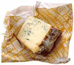 Stilton Cheese from Colston Bassett Dairy