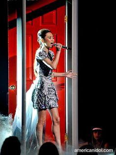 Jessica Sanchez: Love her voice!
