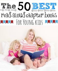 The 50 best read-aloud chapter books for young kids