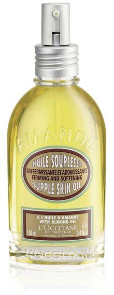 L'Occitane Almond Supple Skin Oil - Free Shipping