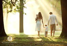 adorable family photo