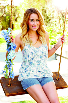 LC Lauren Conrad: hair