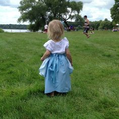 Princess Cinderella Inspired Adjustable Play Dress by MomBabyMe, $35.00