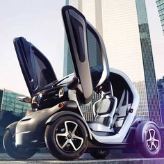 Vote on the Renault Twizy Design Competition