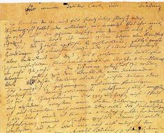 When studying the ear, this is an amazing letter from Beethoven sharing what it has been like for him to lose his hearing.