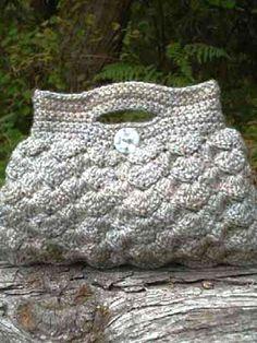 Shell Stitch Bag