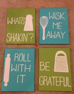 """""""Custom Made Quote Canvases. by ClassyCanvasByMaddie on Etsy, $25.00"""". So adorable. Could easily diy too."""