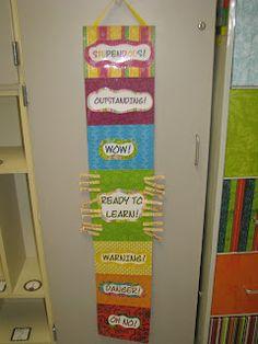 Wills Valley KinderKats: NEW Classroom Photos
