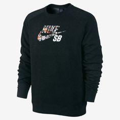 Nike SB Digi Floral Crew Fleece Men's Sweatshirt