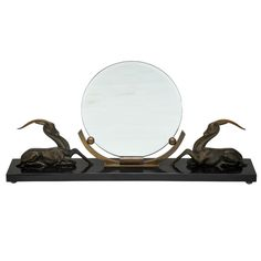 1stdibs | French Art Deco Mirror