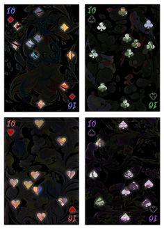 Ebru playing cards deck by Drake Mabry — Kickstarter