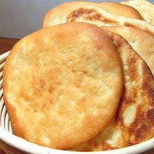 Pita Bread: King Arthur Flour