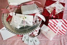 lovely valentine ideas