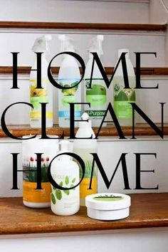shaklee! Home Clean Home!