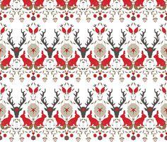scando plus one fabric by holli_zollinger on Spoonflower - custom fabric