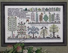 Good in Everything by Rosewood Manor - Cross Stitch Kits & Patterns