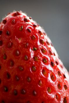 #Food #photography - #Strawberry by Microcontroleur #fragole