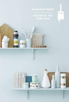 Interior Colour Trends for 2014 | Bright Bazaar