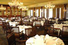 Dining at Pinehurst