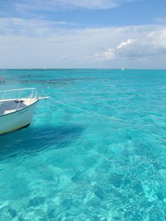 North Sound - Grand Cayman #Caribbean