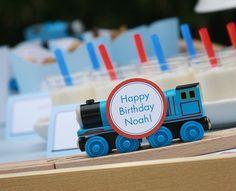 Thomas the train birthday for