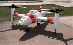 Bell Tiltrotor Eagle Eye UAV