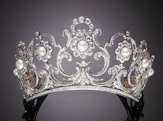 Musy tiara della Regina Margherita (Italy)
