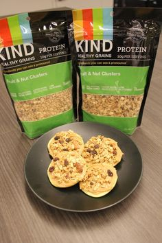 KIND Fruit and Nut Apple-nini (as in Panini)   Easy, Crunchy and Creamy   Scrumptious Nutty Snack @kindsnacks  #client