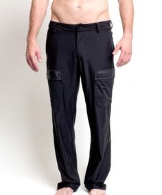 Bond Pant - 68 USD - The ultimate in stylish active wear! Derived from the classic cargo pant, fused with the best of performance wear fabric. The soft waistband has a zipper and button, creating the illusion of a dressed up pant. Strategically placed pockets give you access to anything you need, and don't way you down. Perfect for a workout, a casual day out paired with a Park V neck tee, and even traveling. Stay fit, and look good while you are doing it.