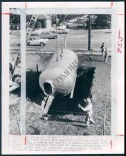BS PHOTO bdu-331 Bomb Shelters