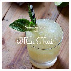 Summer Sips: Classic Mai Tai
