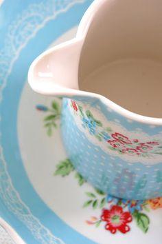 Greengate pottery - Denmark