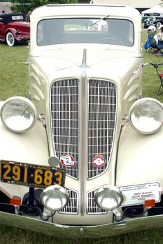 1934 Auburn 652X Standard
