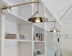 baths, books, bookcases, light fixtures, book shelv, bookcas scone, librari, wall sconces, office lighting