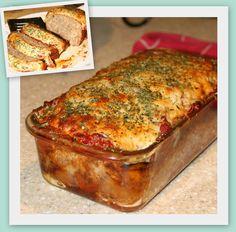 Meatloaf Parmesan