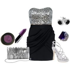 """""""bling bling outfit"""" by prudence-sarah on Polyvore"""